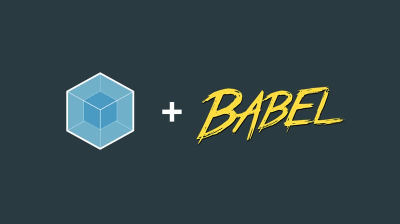 BabelJS + Webpack